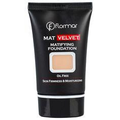 Flormar Mat Velvet Matifying Foundation