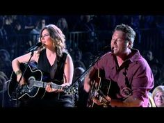 Blake Shelton - Sure Be Cool If You Did (ACM Awards 2013) You cant shoot me down cause you already knocked mE Dead.
