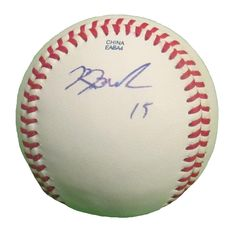 Cincinnati Reds Roger Bernadina signed Rawlings ROLB leather baseball w/ proof photo.  Proof photo of Roger signing will be included with your purchase along with a COA issued from Southwestconnection-Memorabilia, guaranteeing the item to pass authentication services from PSA/DNA or JSA. Free USPS shipping. www.AutographedwithProof.com is your one stop for autographed collectibles from Cincinnati sports teams. Check back with us often, as we are always obtaining new items.