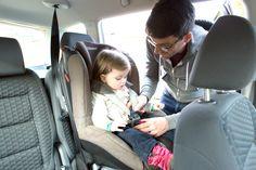 A partir de hoy, 1 octubre, los niños siempre detrás. ¿Lo sabíais? #seguridadvial #conduccionsegura #familia #niños #coche