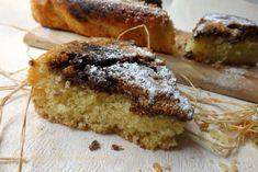 Questa è un altro mio tormentone!! la Torta con Nutella e Biscotti!!una versione piu' cioccolatosa con la nutella,i biscotti e aromatizzata al rhum!!!