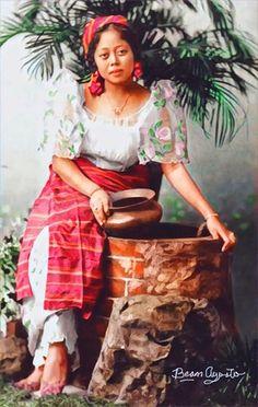 Filipino Fashion, Filipino Culture, Filipina Beauty, Filipiniana, Aesthetic Art, Traditional Dresses, Asian Woman, Roots, Fashion Beauty