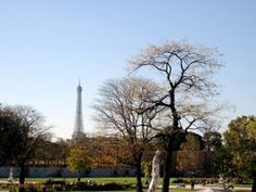 The Tuileries Garden (or Jardin des Tuileries en francais), located on Paris's Right Bank is bordered by the Louvre on one side, the Orangerie and Jeu de Paume on the other (of French Revolution fame), and the impressionist Musee d'Orsay is just across the Seine River