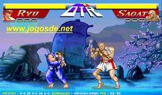 CLIQUE PARA JOGAR STREET FIGHTER 2 NO CLICK JOGOS: versão online do maior e mais famoso jogo de luta de todos os tempos. Use os golpes de Ryu contra Sagat!