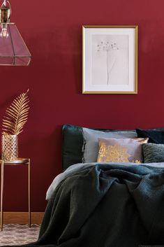Die 35 Besten Bilder Von Wandfarbe Rot In 2019 Color Palettes