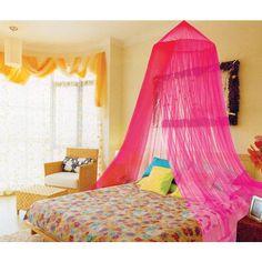 kathy ireland home americana canopy netting