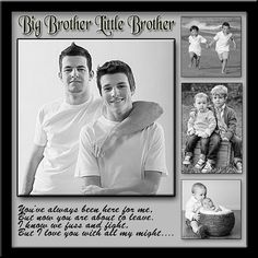 From Big Brother To Little Bro Birthday Gift Christmas Gifts For