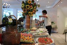 Italian Buffet every Wednesday at Hotel-Restaurant Altana, Scuol