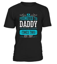 CHECK OUT OTHER AWESOME DESIGNS HERE!     Shop for Father's Day Gift Guide shirts, hoodies and gifts. Find Father's Day Gift Guide designs printed with care on top quality garments.      Are you expecting a new baby est. 2017? This is the best shirt for a future dad. Makes a funny gift for new father from soon to be mother and mom established 2017. Announce your pregnancy, funny gift for Fathers Day, birthday, christmas or as a gift from pregnant wife.         TIP: If you buy 2...