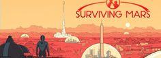 Surviving Mars announcement