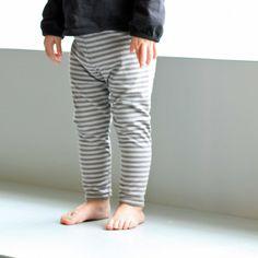 One Yard DIY Leggings | AllFreeSewing.com