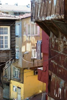 old houses by ozgur ozkok