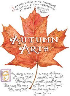<3  Autumn   <3