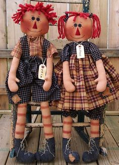 Annie & Andy -- priced to sell. lol
