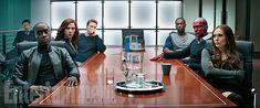 'Captain America: Civil War': Exclusive Look Inside the Biggest Superhero Showdown     EW.com