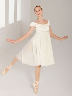 The Power of Love - Style 0246 | Revolution Dancewear Ballet Dance Recital Costume