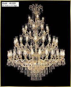 iron golden finish maria theresa 70 lights ESMT0008