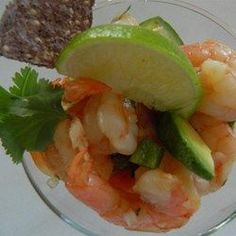 Spicy Mexican Shrimp Cocktail Recipe - #mexicanshrimprecipes - Spicy Mexican Shrimp Cocktail Recipe...