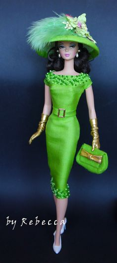 Silkstone BArbie GreenFlickr