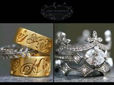 """""""Ring Envy: Drop Dead Gorgeous Engagement Rings and Wedding Bands - onewed.com"""
