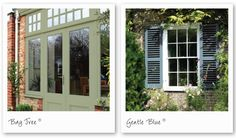 Exterior Window Frames 10 Year Exterior Satin