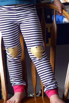 ★ BabyMandarina ★ sacos y complementos originales para bebés: varias maneras de arreglar la ropa que ya no les vale. Alargar pantalones, faldas, parches etc..