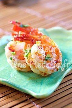 Hummm ! Crevettes à l'indienne : la recette du 22 mars sur  Un Jour, Une Recette