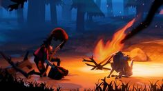 """""""The Flame and the Flood"""" Ready To Be Released"""