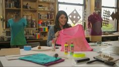 DIY: Personalized Graphic Tee Made Easy. This is such a cute idea and easy, too!