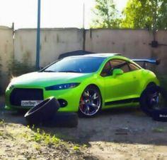 "Mitsubishi Eclipse G4 ""Razor"""