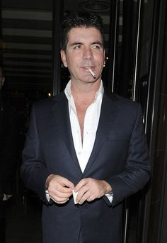 #simoncowell #vaping #ecigs