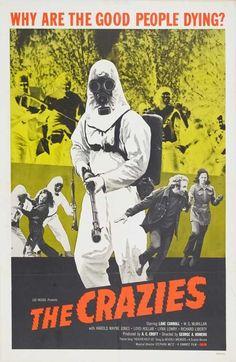 The Crazies (1973, dir. George Romero)