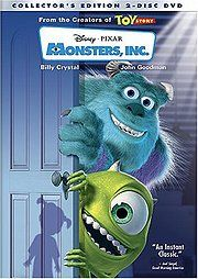 Monsters, Inc. is a 2001 American computer-animated comedy film directed by Pete Docter, produced by Pixar Animation Studios, and released by Walt Disney Pictures. Film Pixar, Pixar Movies, Kid Movies, Cartoon Movies, Great Movies, Children Movies, Animation Movies, Scary Movies, Disney Pixar