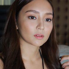 Filipina Beauty, Liza Soberano, Kathryn Bernardo, School Makeup, War Paint, Skin Makeup, Make Up, Celebs, Happenings