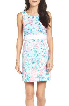 cdde021185babc Lilly Pulitzer® Lilly Pulitzer® Arden Sheath Dress available at #Nordstrom
