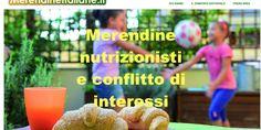 """Conflitto di interessi: """"Merendine innocenti: non causano obesità"""" dice il nutrizionista Michelangelo Giampietro che è anche…"""