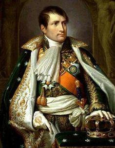 Napoleon Bonaparte - Emperor of the French