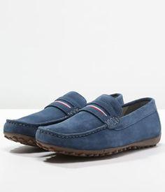 Mocasini Barbati Geox Blue   Cea mai buna oferta Men Dress, Dress Shoes, Loafers Men, Oxford Shoes, Blue, Fashion, Moda, Fashion Styles, Men's Loafers
