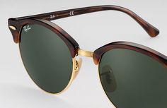 6ef94ed528 Ray-Ban 0RB4246-CLUBROUND CLASSIC Tortoise SUN Luxury Sunglasses