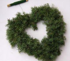 Suvikumpu: HAVUSYDÄN JA -KRANSSI - ohje Diy Wreath, Door Wreaths, Diy And Crafts, Christmas Wreaths, Cool Designs, Herbs, Ornaments, Holiday Decor, Handmade