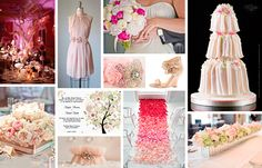 Blush Pink Wedding Inspiration | Romantic and Pretty