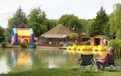 Camping la Croix du Vieux Pont in Berny-Rivière, is a favourite for families. A fab site with loads of FamilyExtra activities for everyone to enjoy! Camping, Free Activities, France, House Styles, Disney, Families, Fun, Old Bridges, Crosses