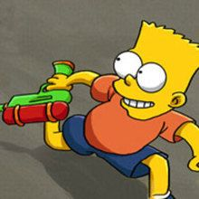 The Simpsons Shooting 165