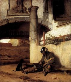 The Sentry 1654, by Carl Fabritius