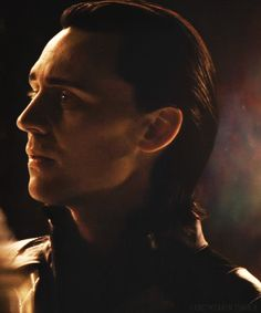 Loki, you gorgeous prince you