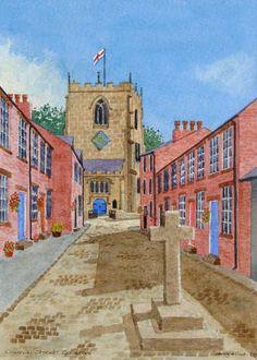 Church Street, Croston