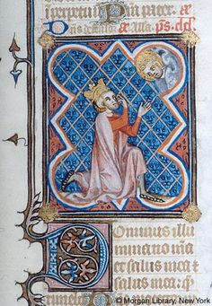 Breviary, MS M.75 fol. 17r - Images from Medieval and Renaissance Manuscripts - The Morgan Library & Museum