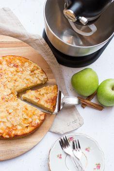 Appeltaart met kwark » High Tea, Pizza, Cheese, Desserts, Cakepops, Food, Tea, Tailgate Desserts, Tea Time