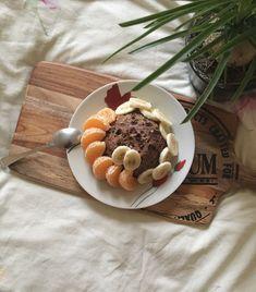 Un petit déjeuner sain, facile et rapide à faire.     Vous pouvez voir la recette sur mon facebook.