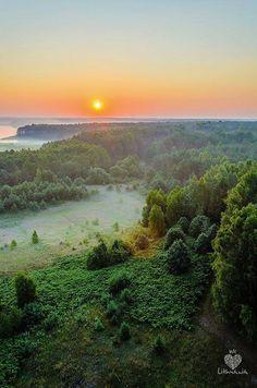 #Dzūkija.   We love Lithuania - #Photo by : Aldas Liaukus